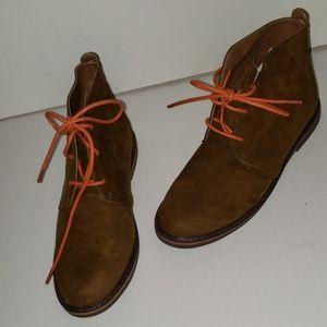 Cole Haan shoes Size 4  Color Tan/Orange